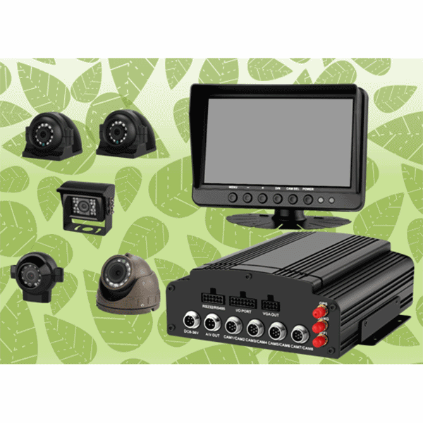 5CH HDD MOBILE DVR SYSTEM Featured Image