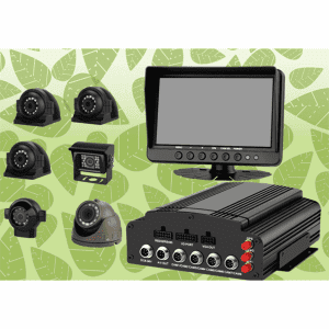 6CH HDD Mobile DVR SYSTEM