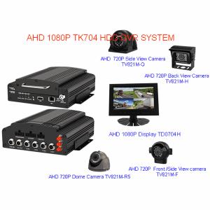 5CH HDD MOBILE DVR SYSTEM